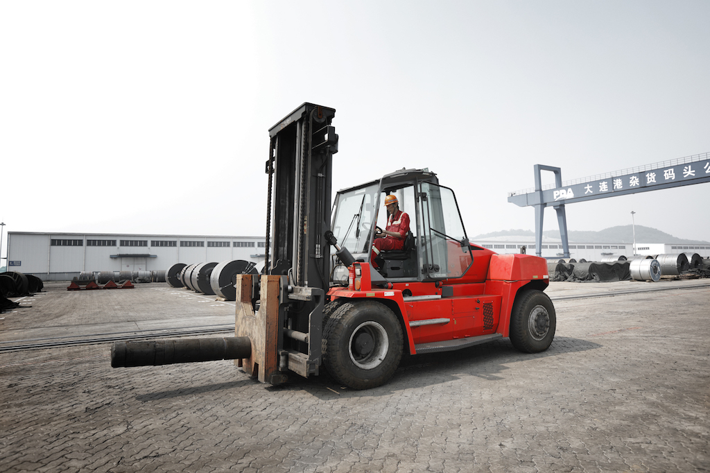 Kalmar for new terminal in Yizheng
