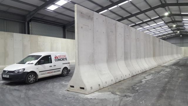 Liverpool warehouse converted for efficient bulk storage