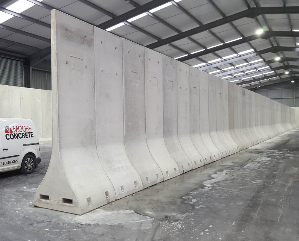 Liverpool warehouse converted for efficient bulk storage