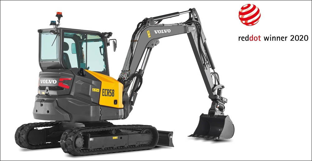 Volvo CE cleans up its plant branding