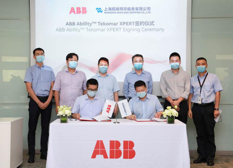 ABB engine diagnostics for 12 bulk carriers