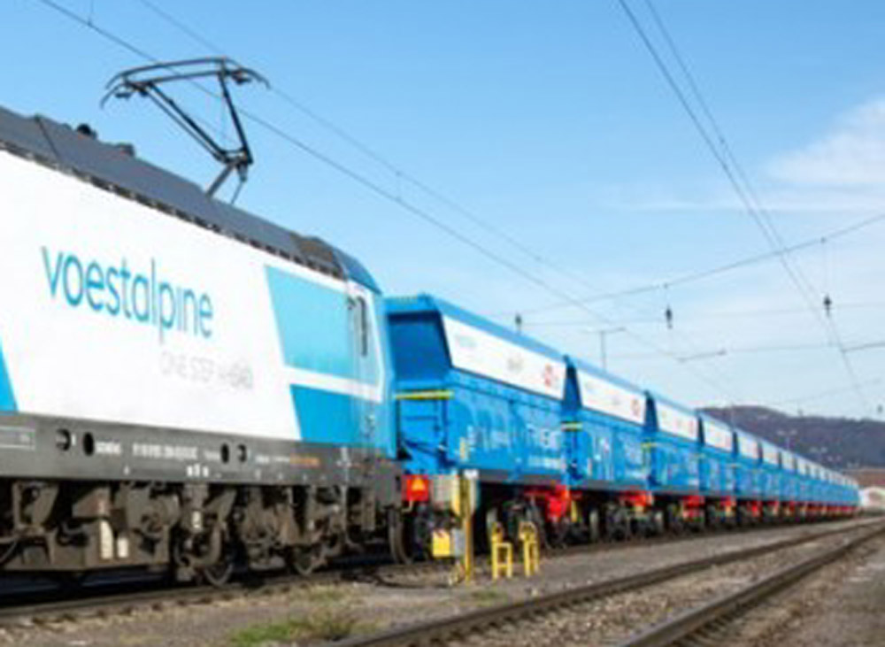 JV to build ore carrying freight wagons