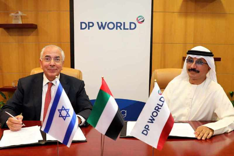 DP World bids for Haifa