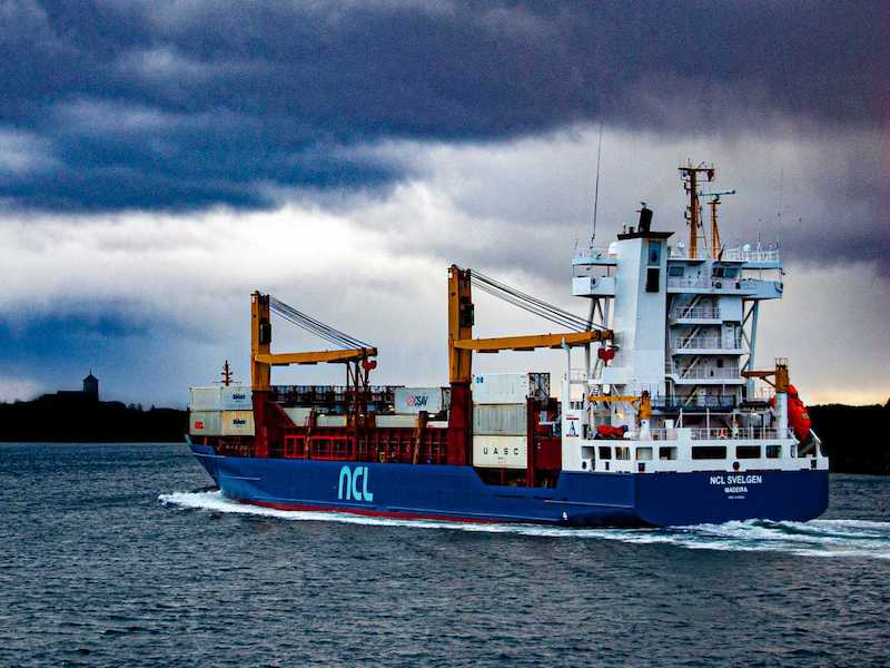 Reefer monitoring for North Sea Container Line