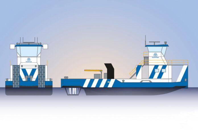 New barges for ThyssenKrupp Steel