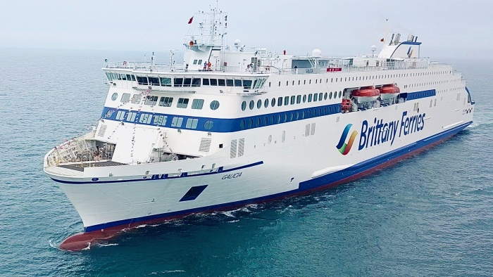 CMA CGM to invest €25M in Brittany Ferries