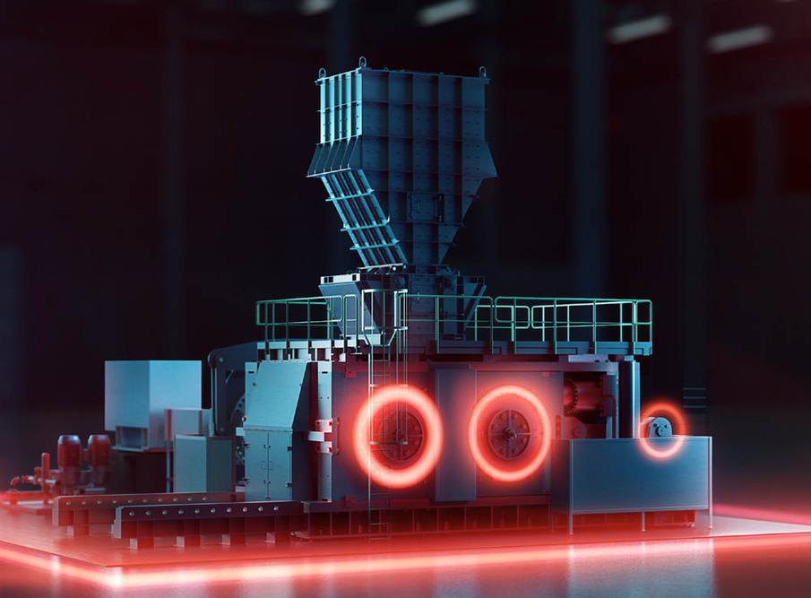 High-pressure grinding technology evolution