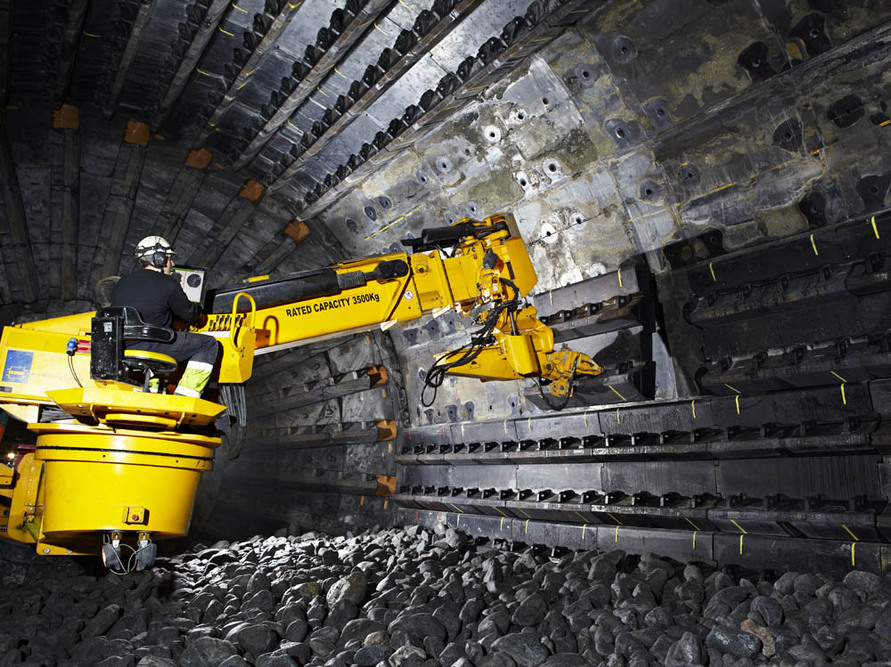 Megaliner helps to speed up maintenance