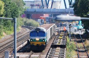 Southampton rail boost