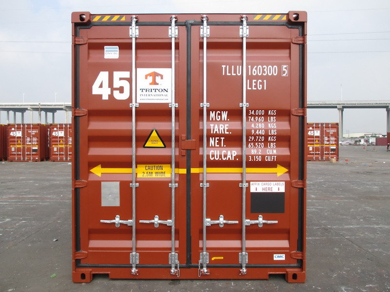 Box shortage pushes new container price over US$2,500