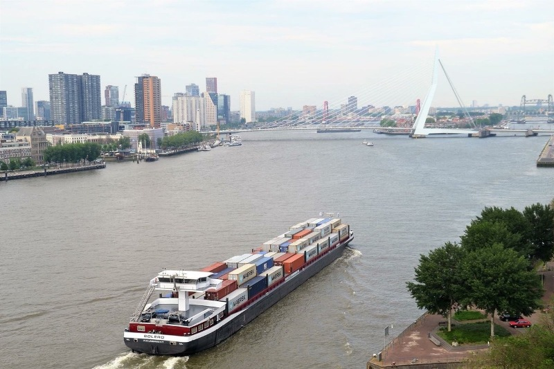 Swissterminal offers new barge service to Rotterdam and Antwerp