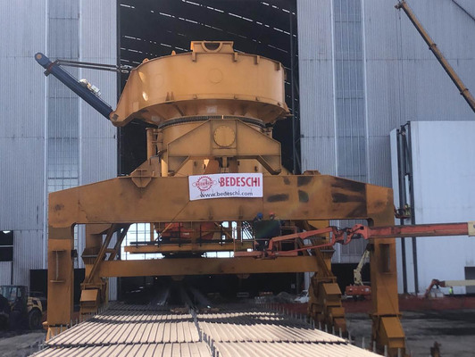 Bedeschi restarts its operations at Taranto steel plant