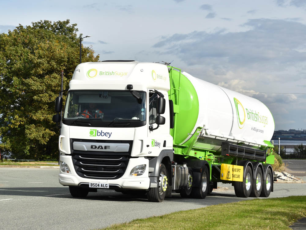 British Sugar extends Abbey Logistics contract