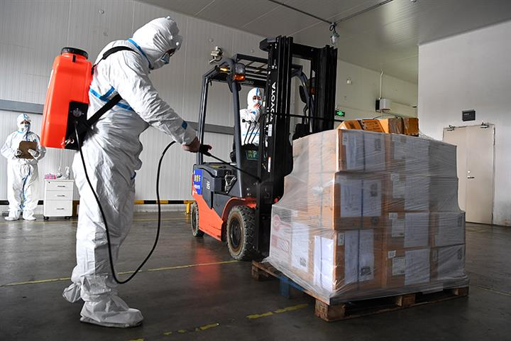 """China adds cold chain """"disinfection"""" requirements"""