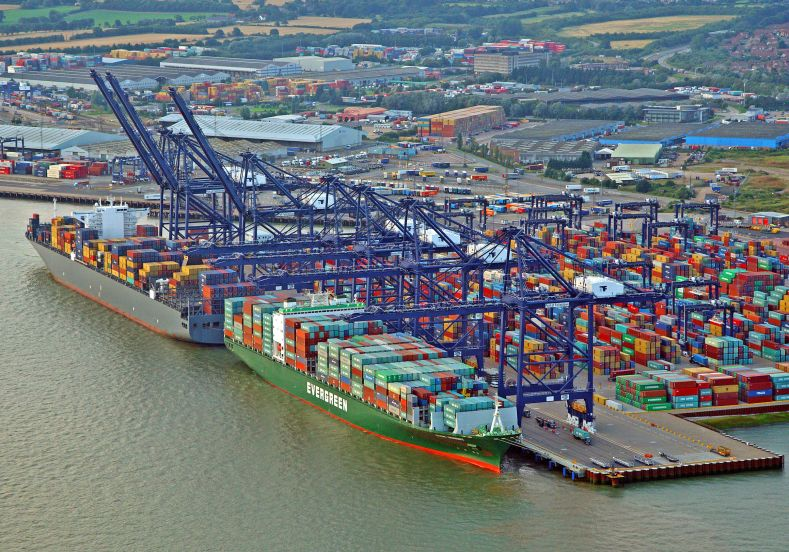 """Freeport East"" bid from Hutchison Ports UK"