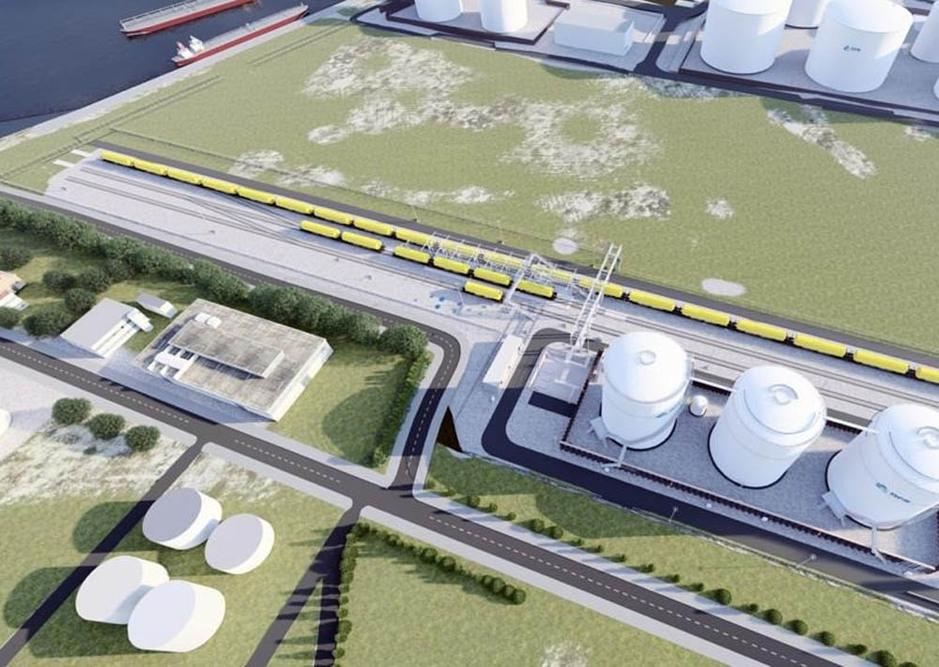 Port of Amsterdam set for new rail system
