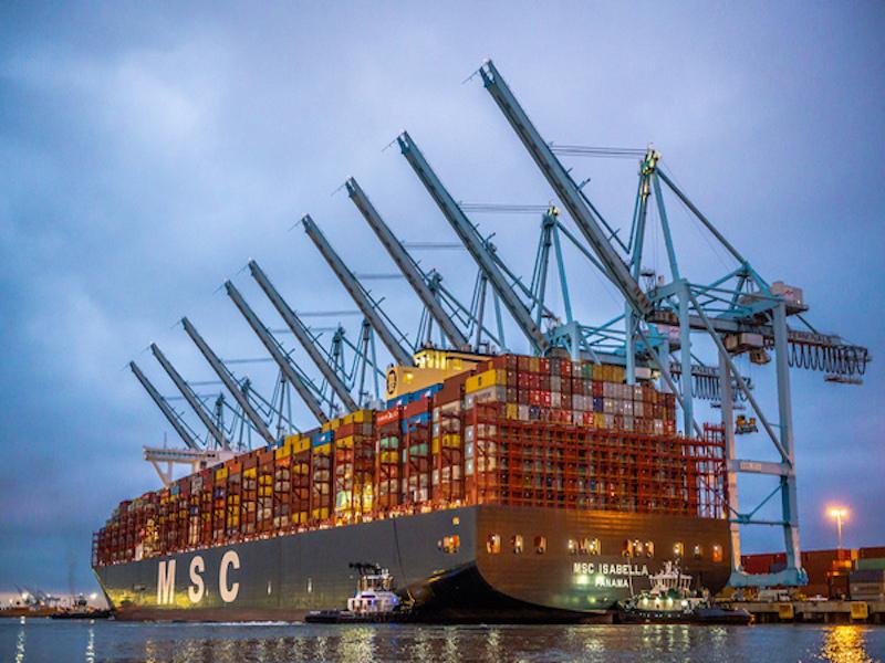 Los Angeles sees huge import spike