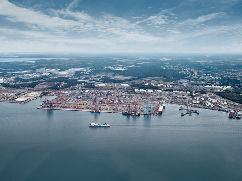 Gothenburg to implement Port Optimizer
