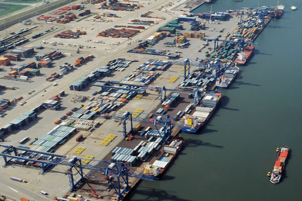 Rotterdam Shortsea Terminals for sale