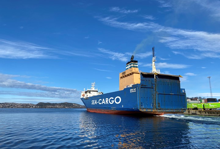 Sea-Cargo introduces new Baltic service