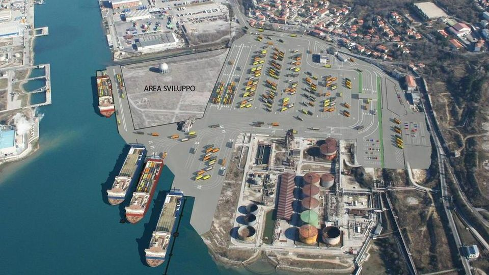 Trieste - last obstacles to Hungarian-owned multipurpose terminal removed
