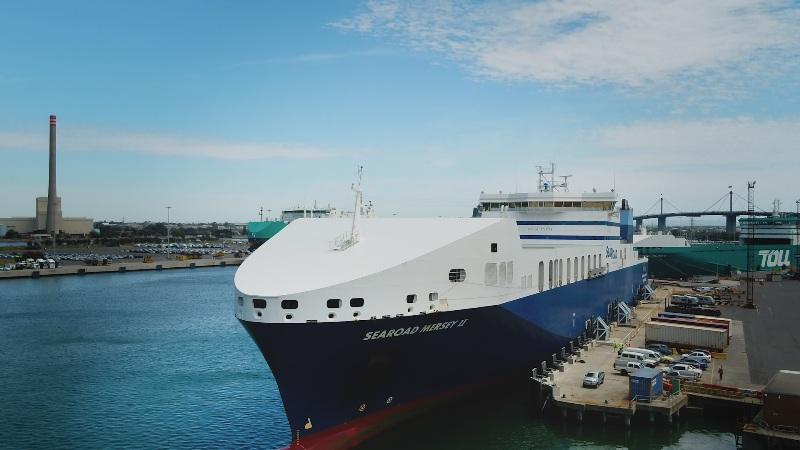 SeaRoad opts for MoorMaster NxG for Melbourne-Devonport service