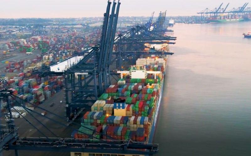 """""""Freeport East"""" bid from Hutchison Ports UK"""