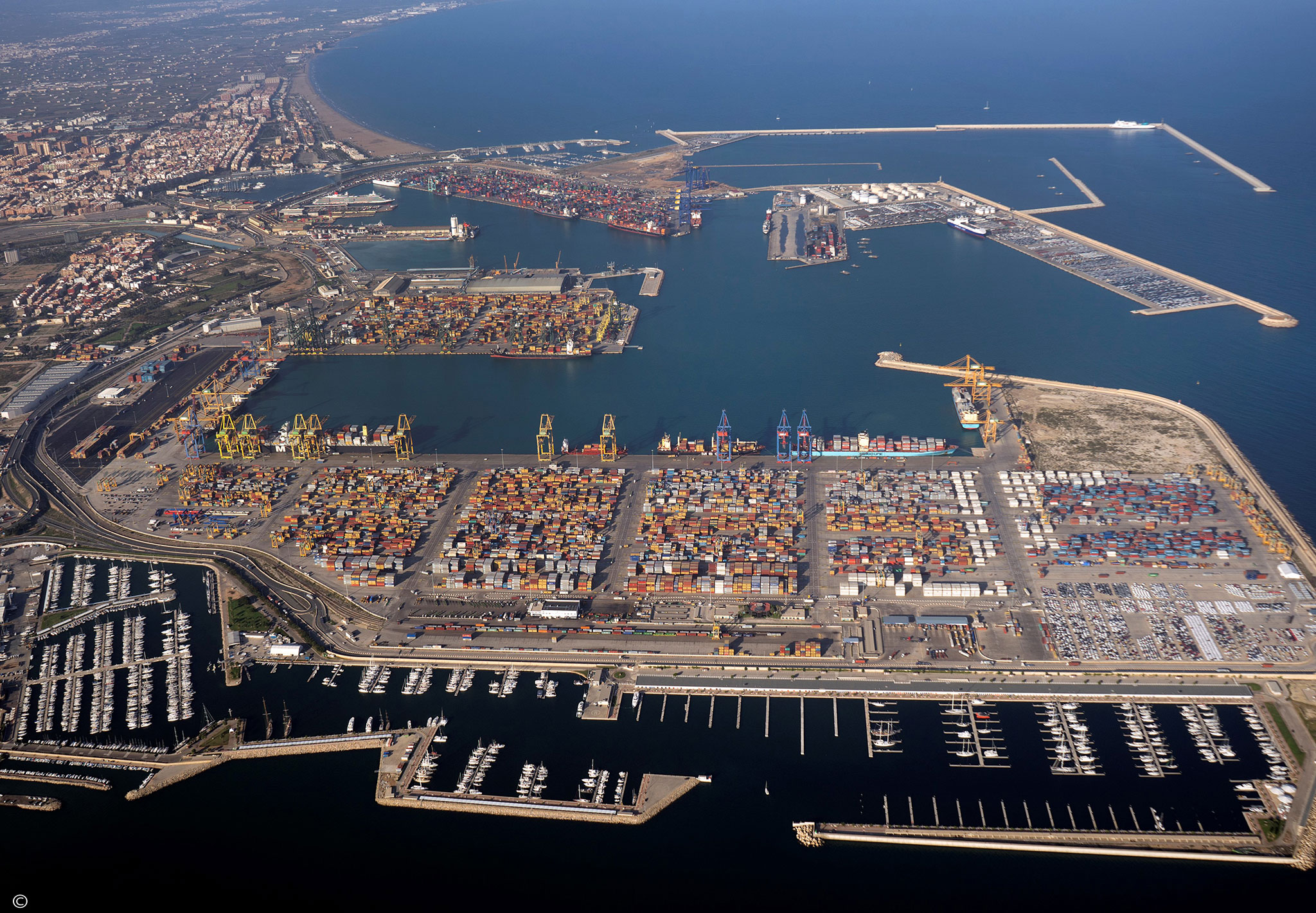 Strike threat in Valencia over Navis N4