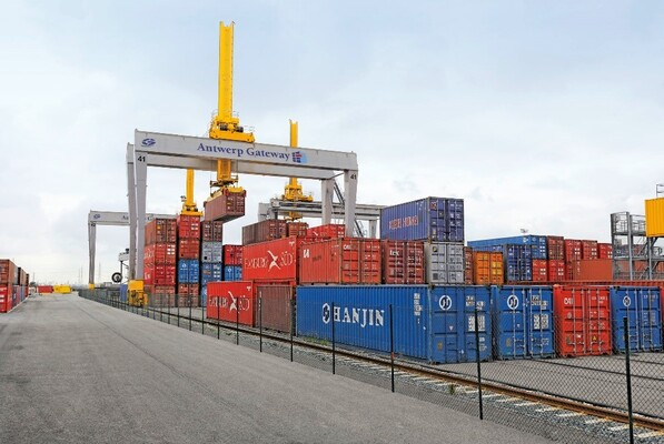 Antwerp Gateway orders 34 ASCs for expansion programme