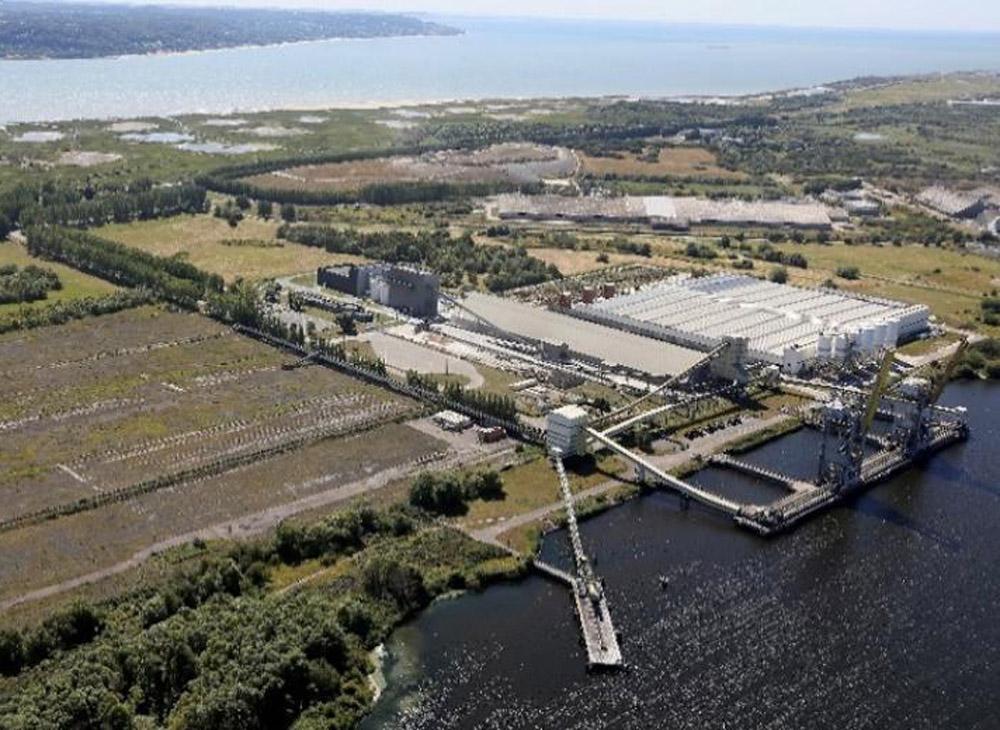 HAROPA Le Havre awards bulk terminal