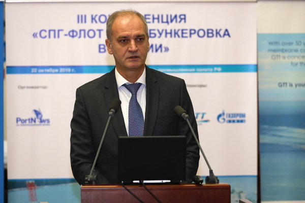 People on the move – new Chairman for Russian shipping chamber