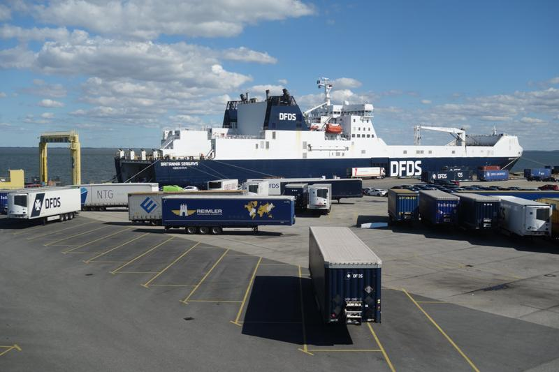 DFDS increases Immingham-Cuxhaven frequency
