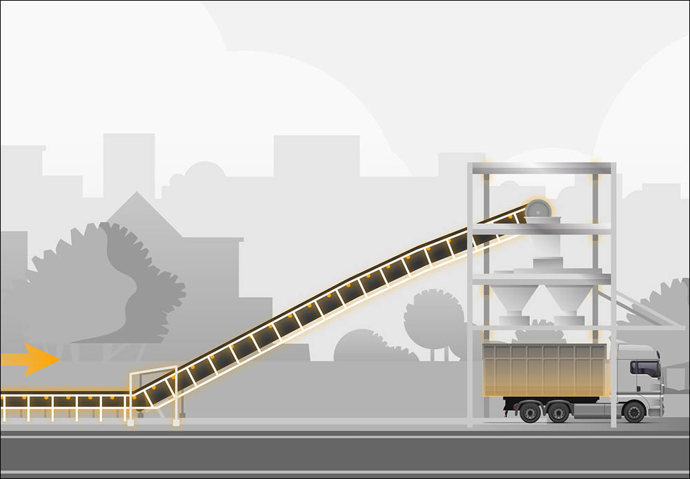 Tokyo project for Continental conveyors