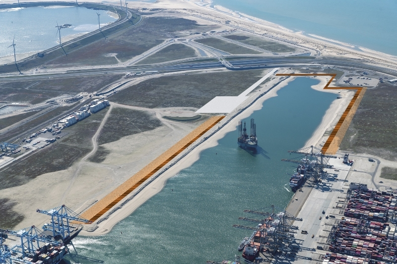4M TEU extra capacity for Rotterdam MVII