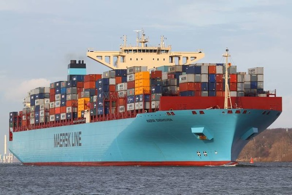 A.P Møller-Maersk books huge Q1 profit