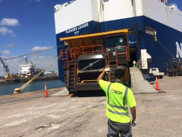 Southampton in ro-ro upgrade