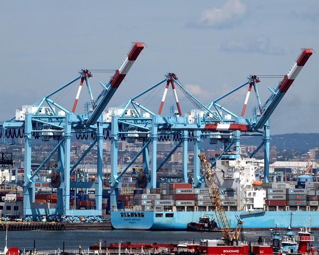 Maersk adds new Asia/US East Coast string