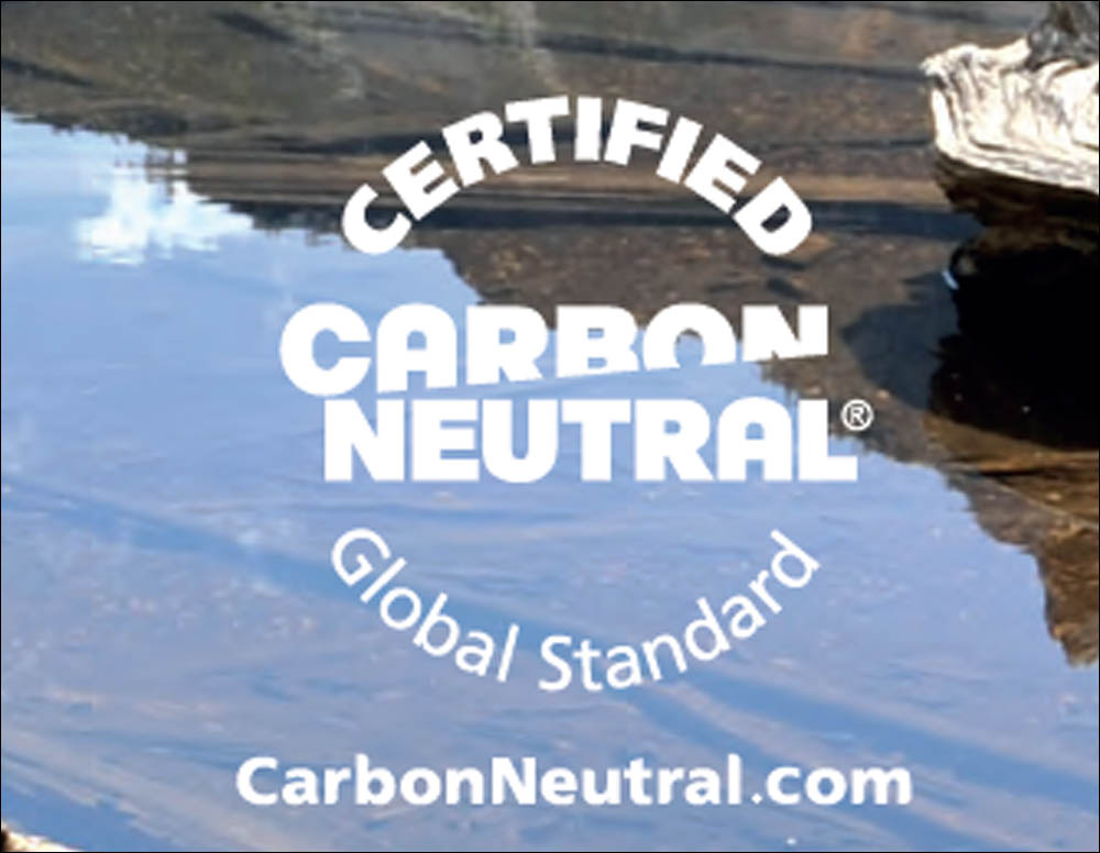 Certified carbon-neutral freight service begins