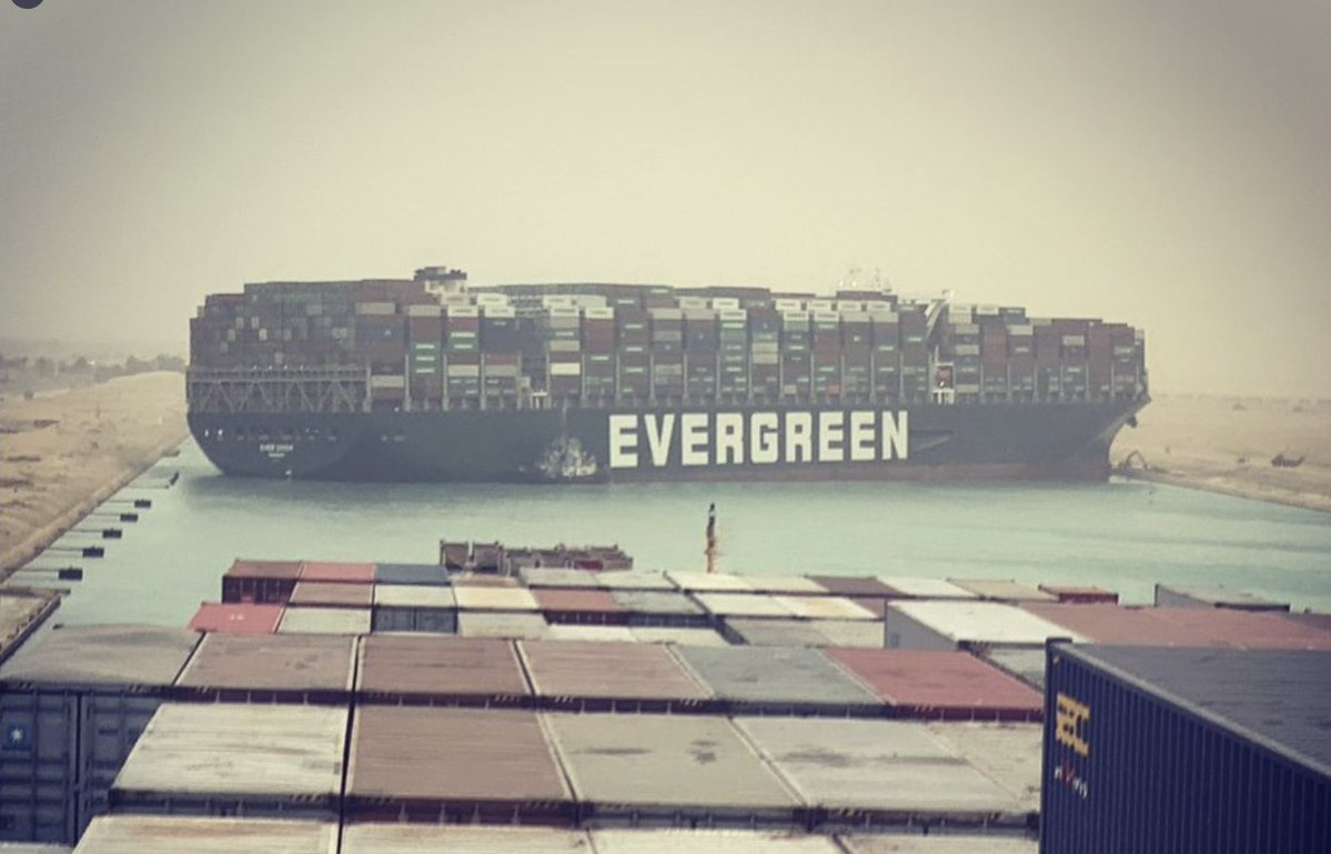WorldCargo News - News - EVER GIVEN – another three months of supply chain  disruptions