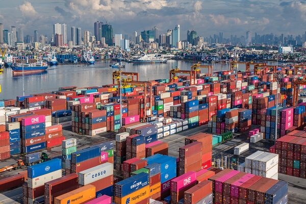 AI progress for container terminals