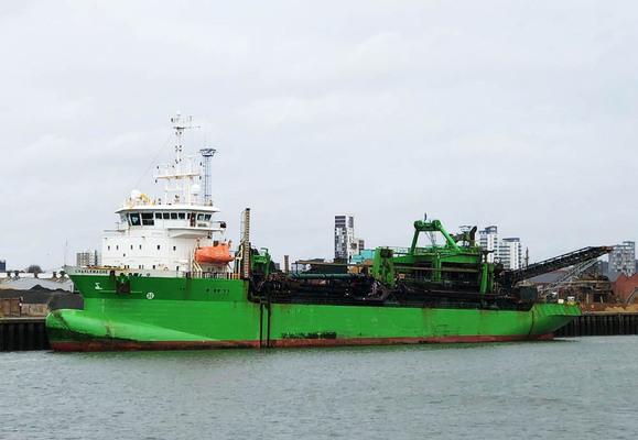 Lockdown milestone for Port of Ipswich