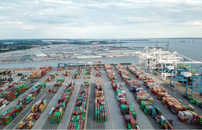 Konecranes books 15 hybrid remote operated RTGs for Ports America