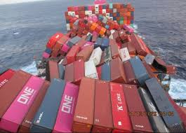 Container stack collapse and PTSD