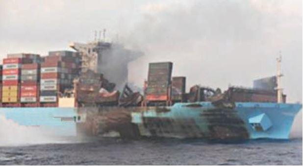 Are ship fire-fighting practices fit for purpose?