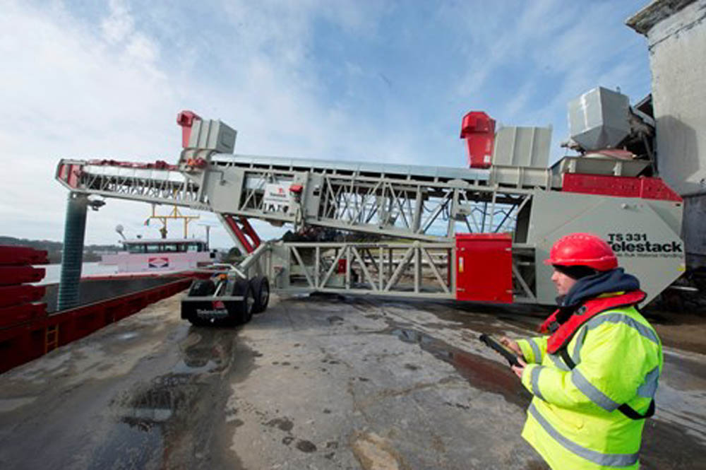 Telestack and Cooper SH team up in Britain