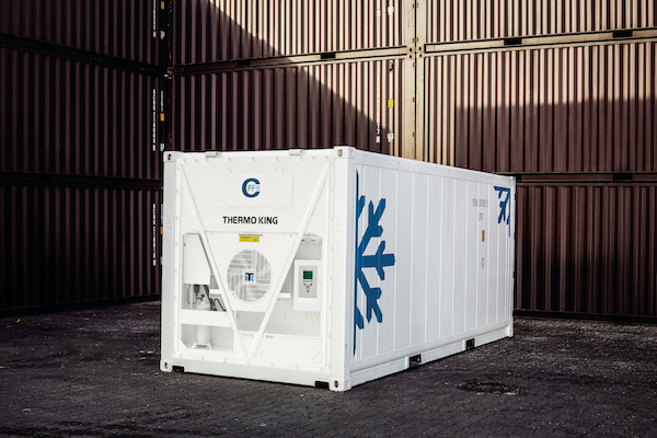 Themo King launches R-134A reefer