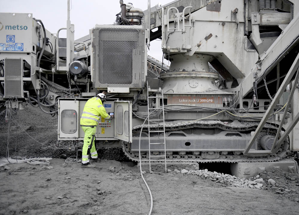 Quarry saves €100,000+ a year in fuel costs