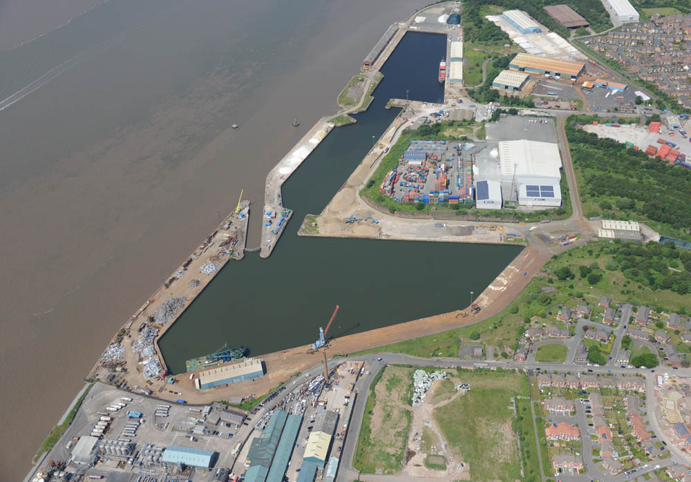 Port of Garston boosts storage capacity