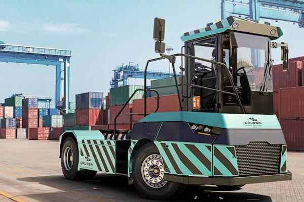 Bolloré orders 36 Gaussin electric terminal tractors for Abidjan