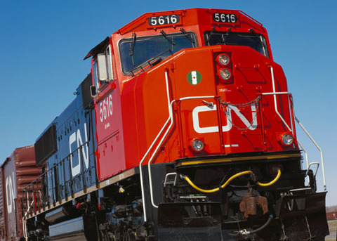 Canada's CP and CN railroads battle for KCS
